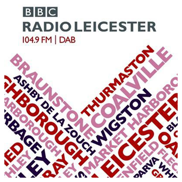 Interview with James Carpenter | BBC Radio Leicester Podcast Cover Image