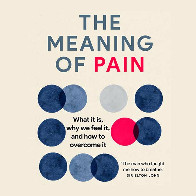 'The Meaning of Pain' Podcast Cover Image